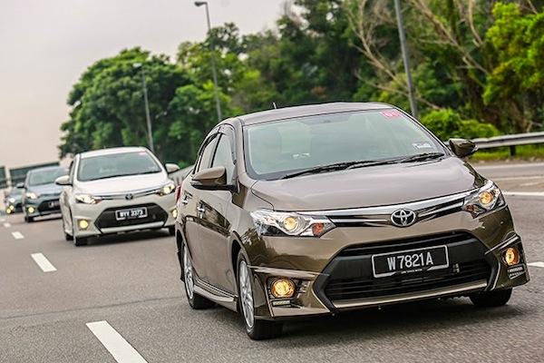 Toyota Vios Vietnam  2014. Picture courtesy of livelifedrive.com