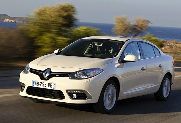 Renault Fluence Turkey September 2015