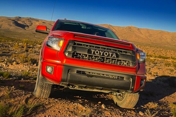 Toyota Tundra TRD. Picture courtesy of autotrader.com