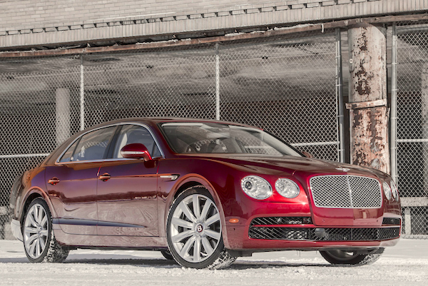 Bentley Flying Spur Monaco 2014