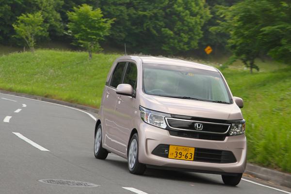 Honda N-WGN Japan 2014. Picture courtesy autoc-one.jp