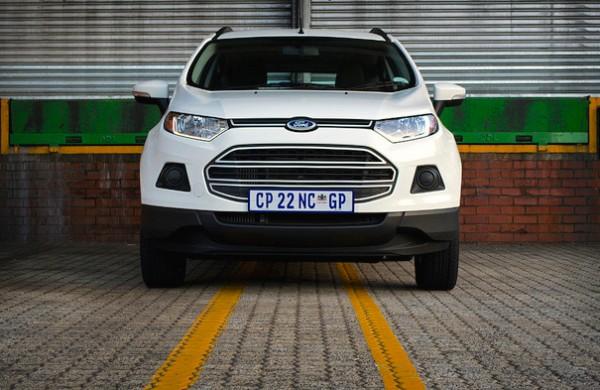 Ford Ecosport Venezuela April 2016. Picture courtesy Flickr.com