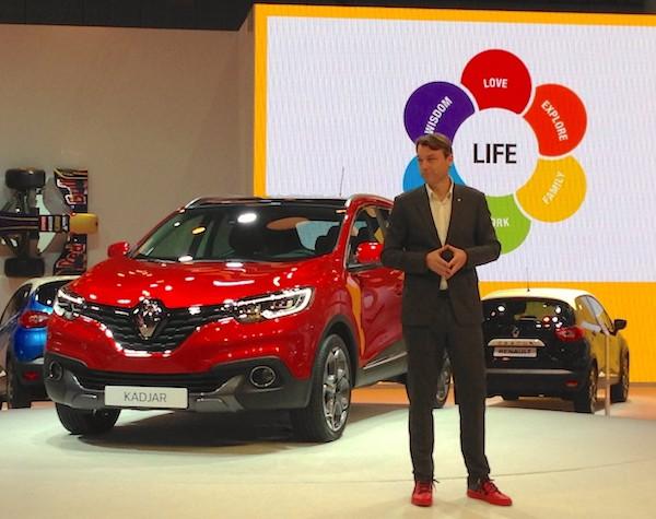 10. Renault van den Acker