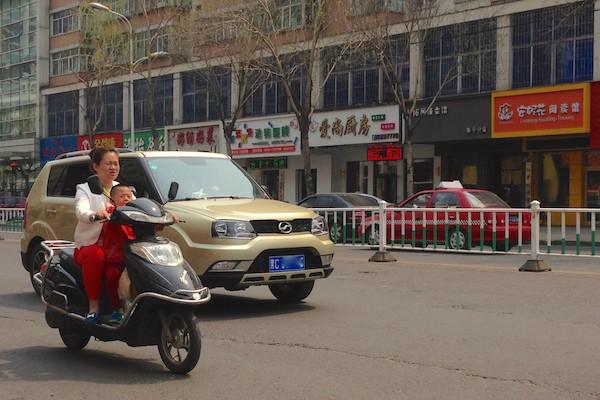 12. ZX Auto C3 Urban Ark Mudanjiang