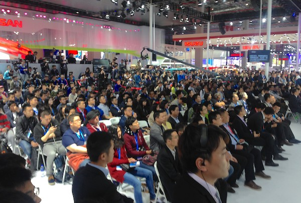 15. BYD Press conference