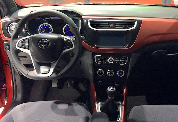 25. Brilliance V3 interior