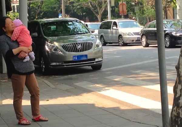 4. Buick GL8 Shanghai
