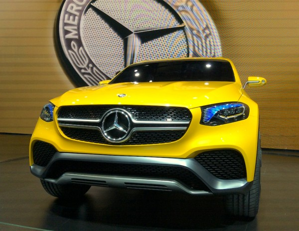 5. Mercedes on trend