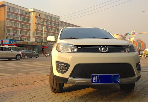 Great Wall M4 Yanji