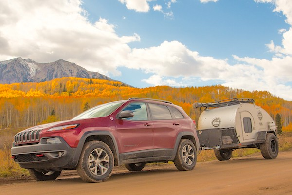 Jeep Cherokee USA March 2015. Picture courtesy motortrend.com