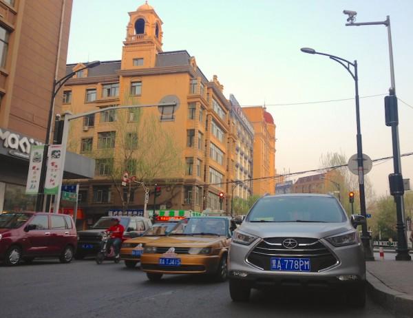3. JAC Refine S3 Harbin