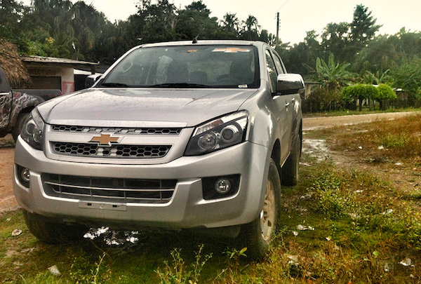 Ecuador Full Year 2014 Chevrolet Sail And D Max On Top Best