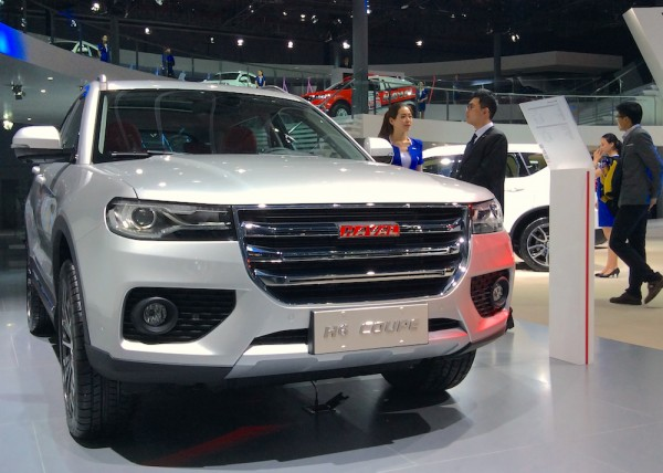 Haval H6 Coupe 3