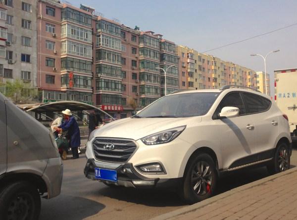 Hyundai ix35 Harbin