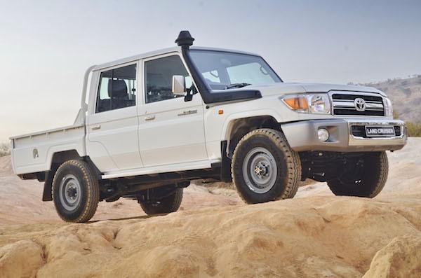 Toyota Land Cruiser Kenya June 2015