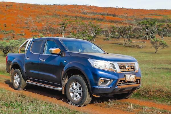 Nissan Navara Australia May 2015. Picture courtesy caradvice.com.au