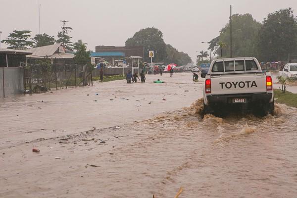 Toyota Hilux Solomon islands. Picture courtesy friendsofthewheather.com