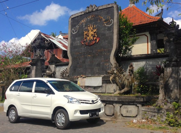 2. Daihatsu Xenia Bali June 2015b