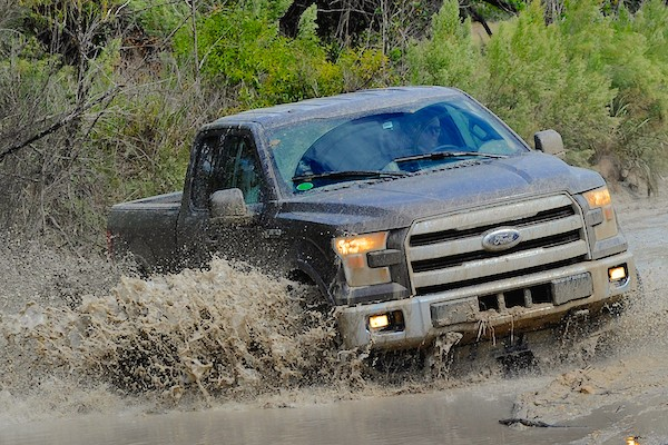 Ford F-Series Canada July 2016. Picture courtesy motortrend.com