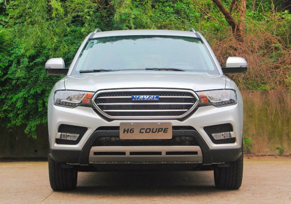 Haval H6 China June 2015. Picture courtesy auto.sohu.com