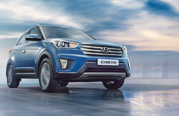 Hyundai Creta India June 2015