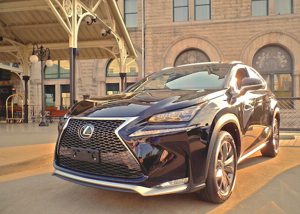 Lexus NX Russia June 2015. Picture courtesy nova-motors.ru