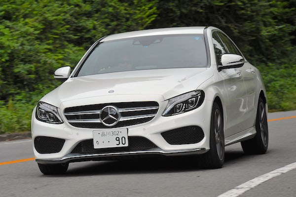 Mercedes C Class World 2015. Picture courtesy aolcdn.com