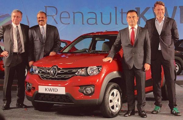 Renault Kwid Iran 2015. Picture courtesy lefigaro.fr