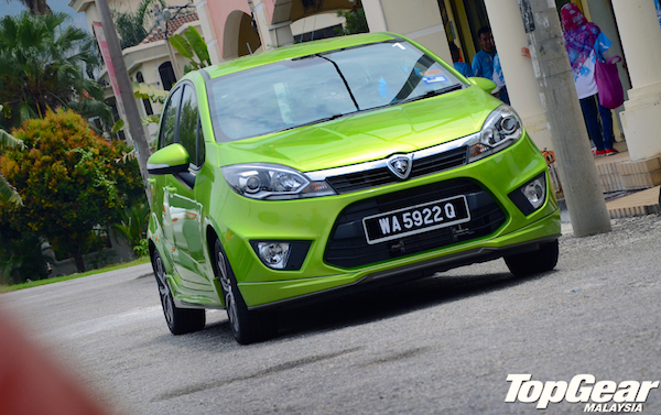 Proton Iriz Malaysia January 2016. Picture courtesy topgear.com