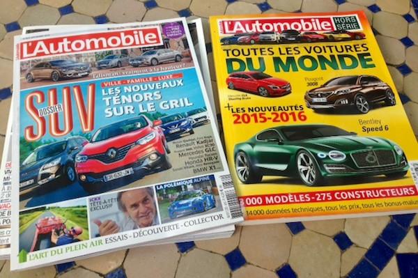 TLVDM Automobile Magazine