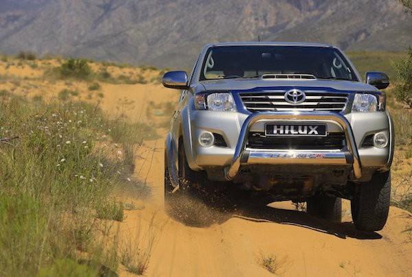Toyota Hilux Kenya 2015. Picture courtesy cars.co.za