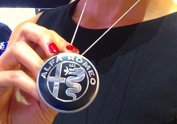 Alfa Romeo Frankfurt 2015