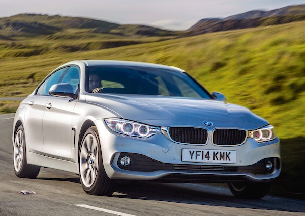 BMW 4 Series Gran Coupe Luxembourg 2015