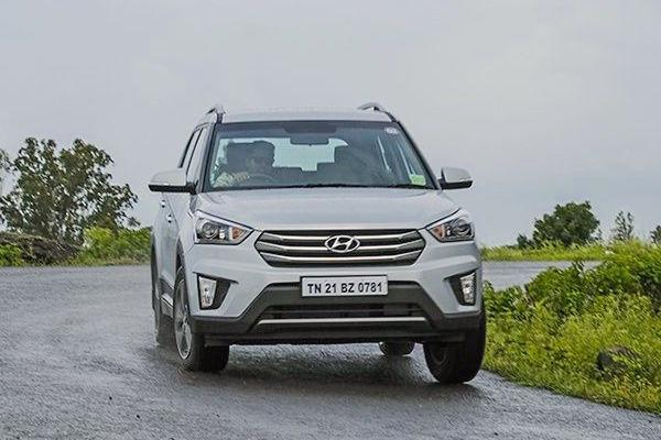 Hyundai Creta India August 2015. Picture courtesy zigwheels.com