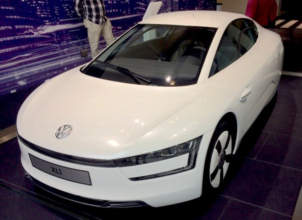VW XL1 Berlin 2015
