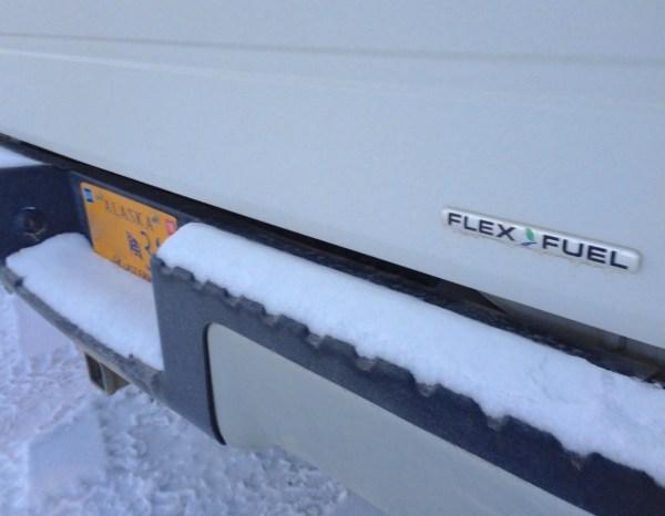 12. Flex Fuel Barrow