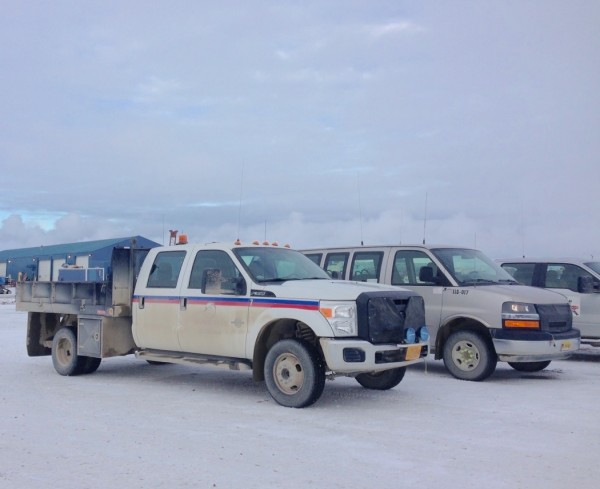 13. Ford F-250 Prudhoe Bay 4
