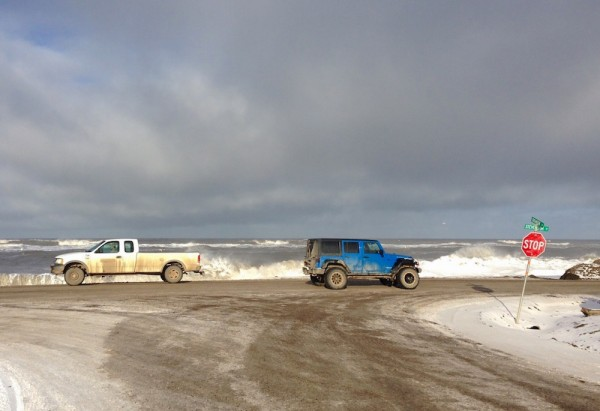 6. Barrow Arctic Ocean