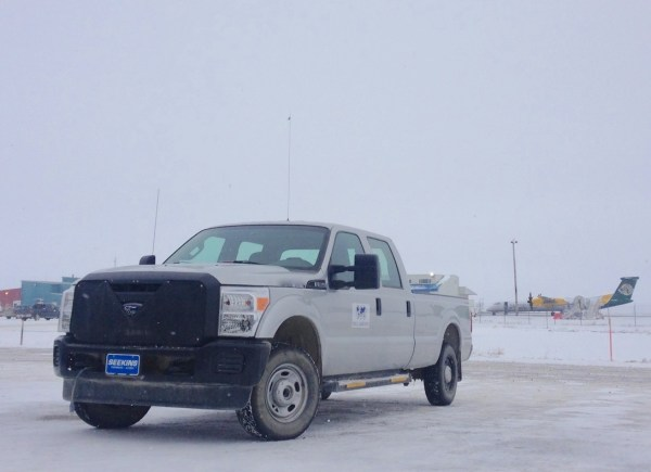 9. Ford F-250 Prudhoe Bay 3