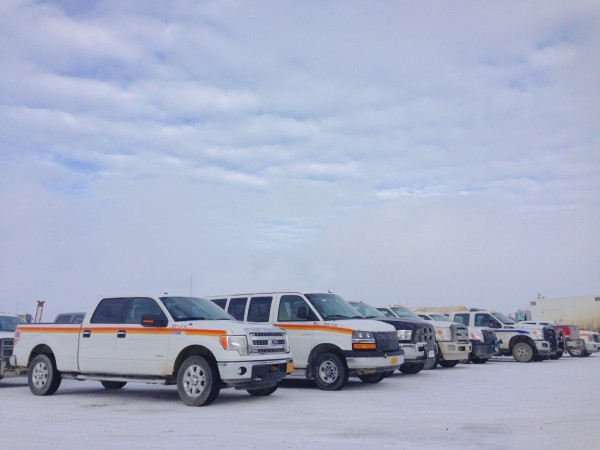 Ford F-150 Prudhoe Bay 2