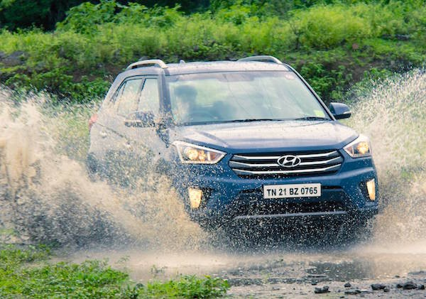 Hyundai Creta India 2015. Picture courtesy motorbeam.com