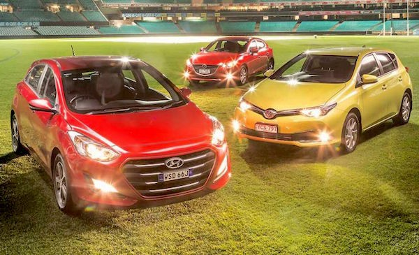 Hyundai i30 Australia September 2015. Picture courtesy carsguide.com.au