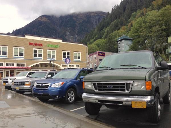 Subaru Forester Juneau 2
