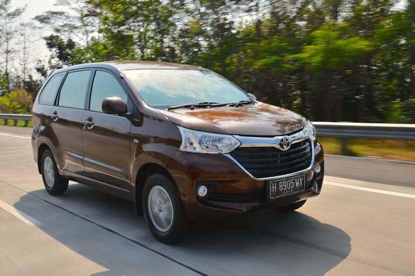 Toyota Avanza Indonesia September 2015. Picture courtesy autobild.co.in