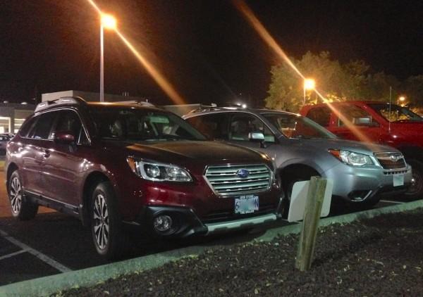 11. Subaru Outback Portland