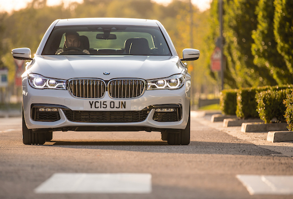 BMW 7 Series Ireland October 2015