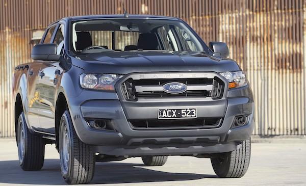 Ford Ranger Australia 2015. Picture courtesy caradvice.com.au
