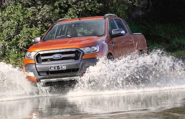 Ford Ranger Australia 2015. Picture courtesy performancedrive.com.au