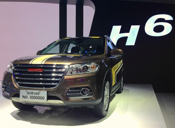 Haval H6 one million