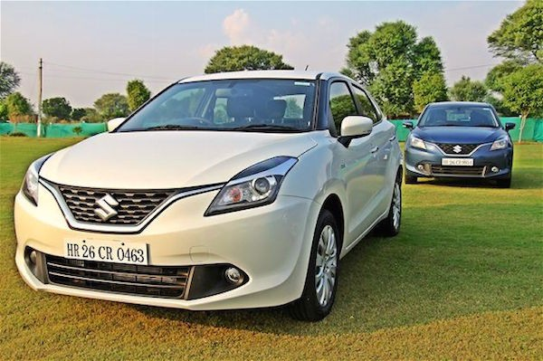 Maruti Baleno India November 2015. Picture courtesy motortrend.in